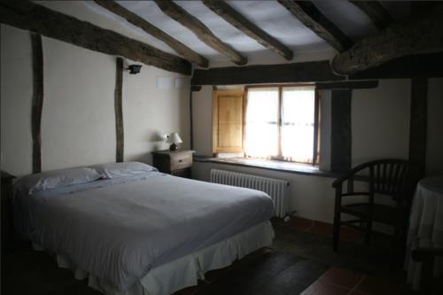 habitación doble 2 casa rural ametzola en Vizcaya