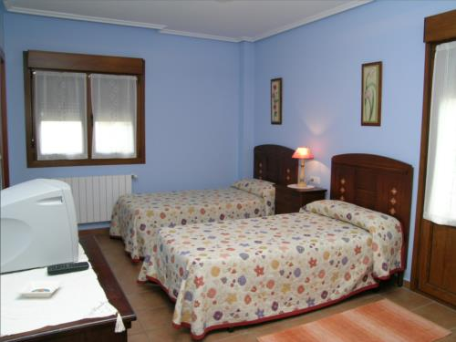 double room country house labeondo in Bizkaia