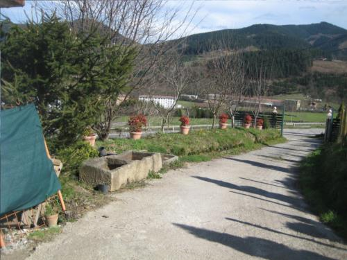 camino 1 casa rural patxi errege en Vizcaya