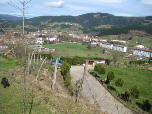 camino casa rural patxi errege en Vizcaya