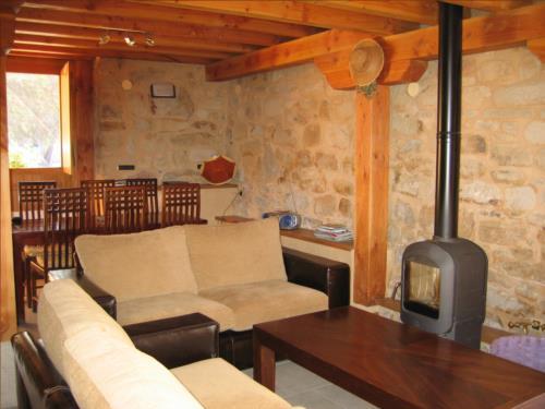 salón 1 casa rural patxi errege en Vizcaya