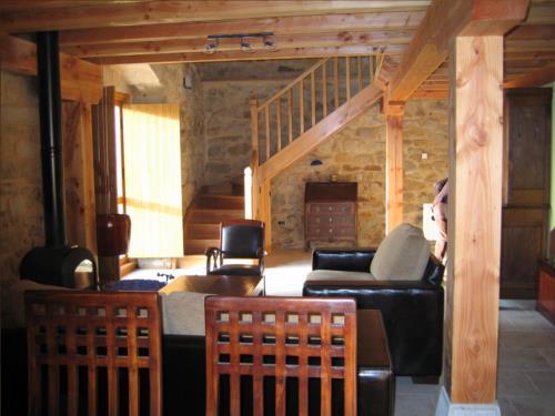salón casa rural patxi errege en Vizcaya