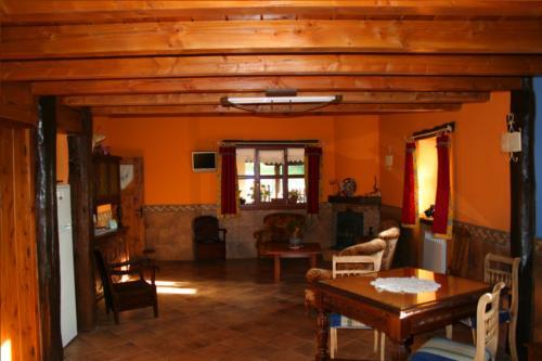 living room farm house perlakua saka in Gipuzkoa