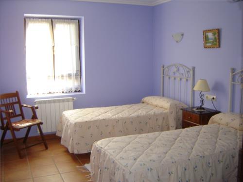 gela bikoitza apartamentua nekazalturismoa Itulazabal Gipuzkoan