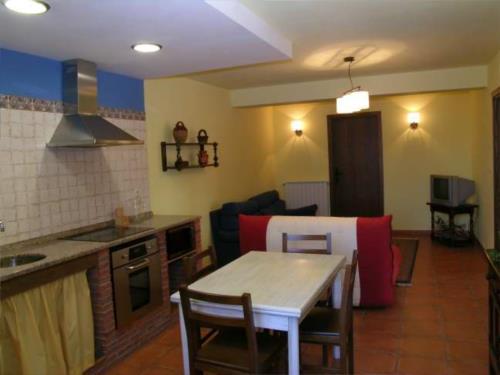 kitchen farm house lokate in Gipuzkoa