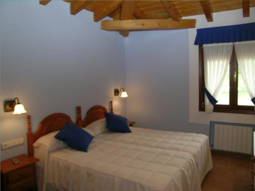double room country house arriortua in Bizkaia