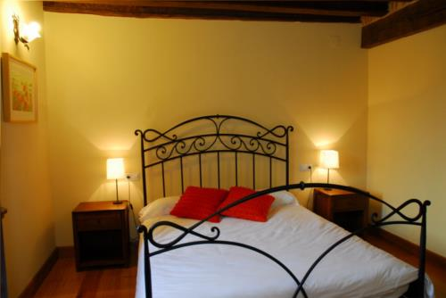 double room country house apezetxea in Alava