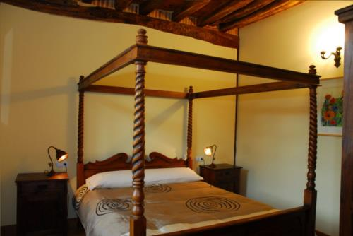 double room 1 country house apezetxea in Alava