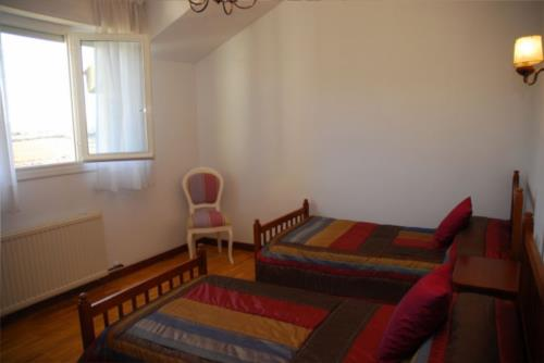 habitación doble 2 casa rural vinea et oliva en Alava