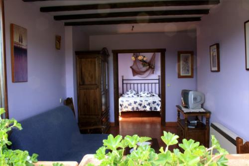 double room farm house merrutxu in Bizkaia