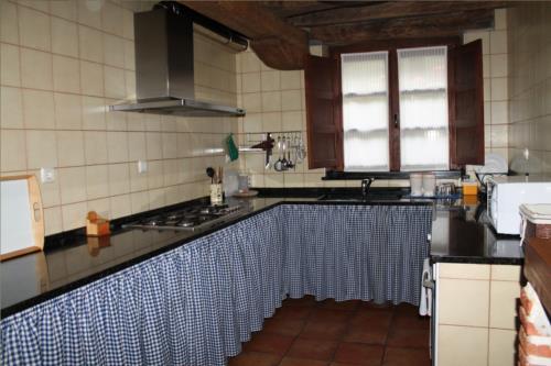 cocina agroturismo longa nagusia en bizkaia