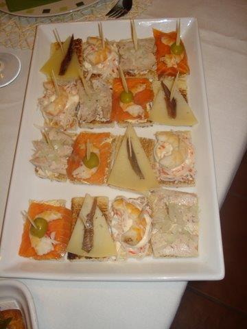 gastronomia casa rural arbaieta etxea en Alava