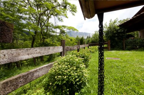 exterior casa rural etxegorri en Vizcaya
