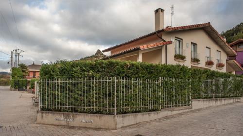 facade 1 country house gesaltza etxea in Alava
