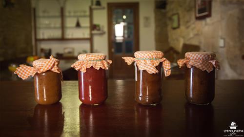 la molinera Samaniego arabar errioxa marmelada