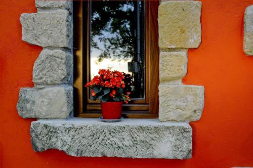 Exterior casa rural Kaxkarre en Gipuzkoa