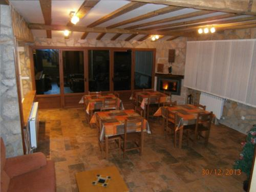 dining room country house legaire in Alava