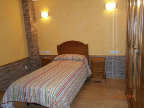 habitación individual casa rural Legaire en Alava