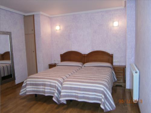 habitación doble 2 casa rural Legaire en Alava