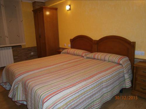 habitación doble 3 casa rural Legaire en Alava