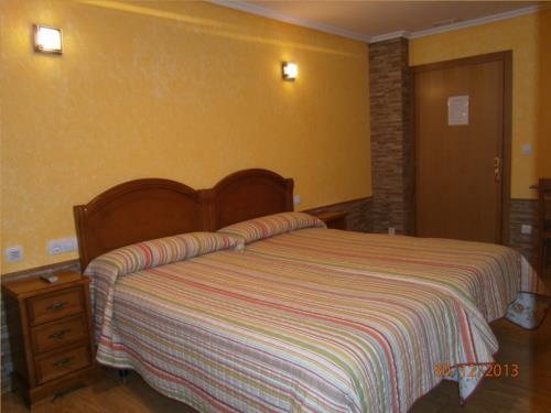 habitación doble 4 casa rural Legaire en Alava
