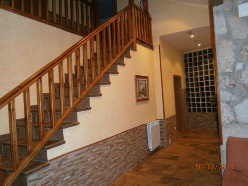 interior 2 casa rural Legaire en Alava