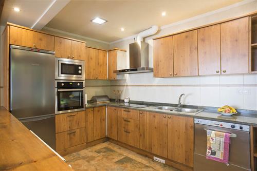 Cocina de la casa rural Legaire Etxea - Otra perspectiva