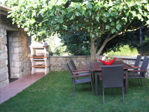terrace country house legaire in Alava