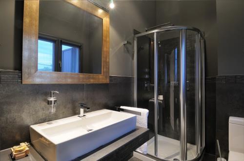 bathroom country house aldori in Bizkaia