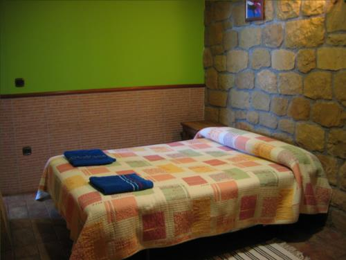 habitación doble casa rural landarbide zahar 2 en gipuzkoa