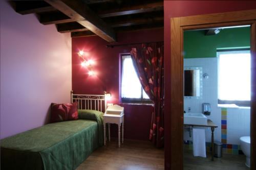 single room farm house behitegi in Alava