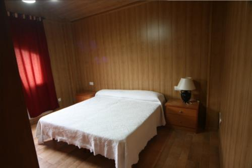 double room country house los huetos in Alava