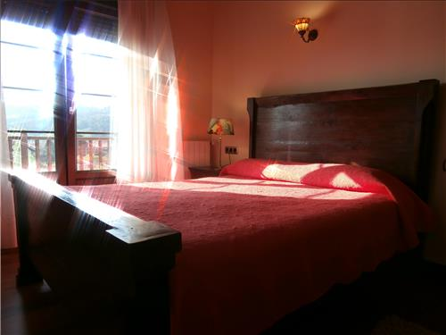 double room country house Telleri in Bizkaia