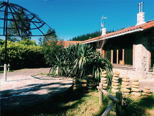 exterior casa rural satzu lea artibai bizkaia nekatur