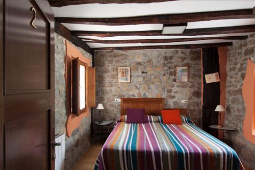 habitación casa rural satzu lea artibai bizkaia nekatur