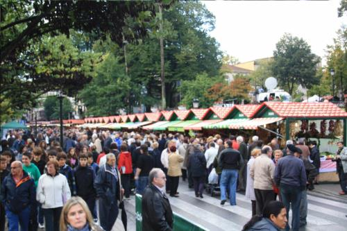 Feria casa rural Arrizurieta en Bizkaia