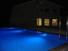 swimming pool farm house itxaspe in Gipuzkoa