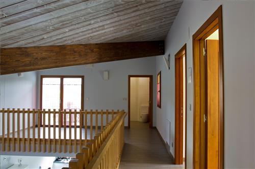 interior casa rural teileri en gipuzkoa