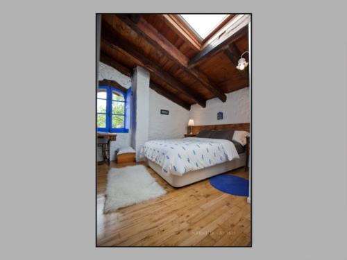 double room farm house momotegi in Gipuzkoa