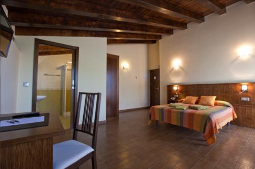 double room country house otxoenea in Gipuzkoa