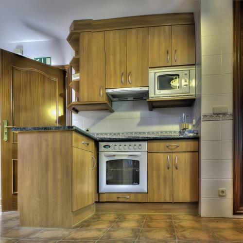 kitchen country house Epotx-etxea in Gipuzkoa