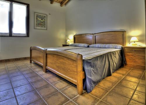 double room country house Epotx-etxea in Gipuzkoa