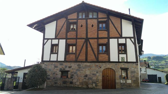 Zumargain Asteasu fachada Tolosaldea