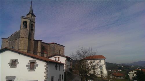zumargain asteasu pueblo tolosaldea