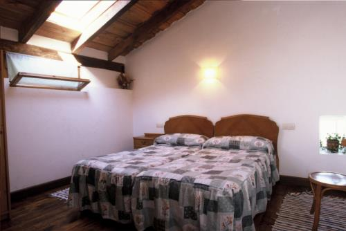 double room farm house la toba in Bizkaia
