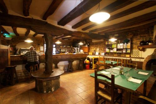 dining room farm house guzurtegi in Alava