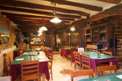 dining room 3 farm house guzurtegi in Alava