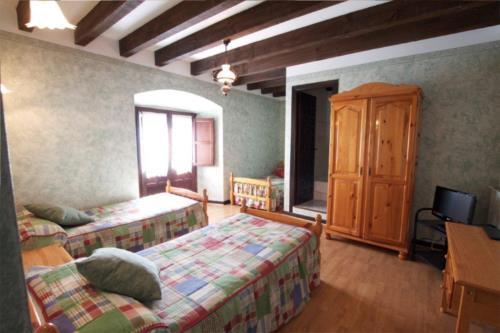 double room 1 farm house guzurtegi in Alava