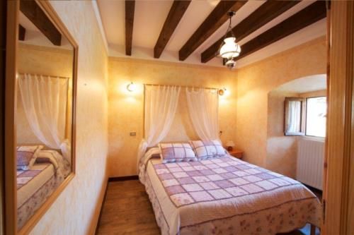 double room 4 farm house guzurtegi in Alava