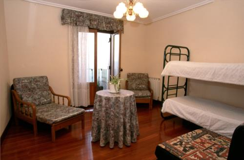 double room farm house haundikoa in Gipuzkoa